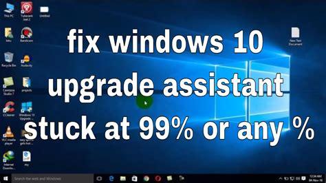 how to fix windows 10 update stuck when downloading