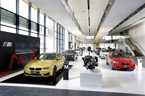 Bmw Opens Incheon Driving Center, R&d Center