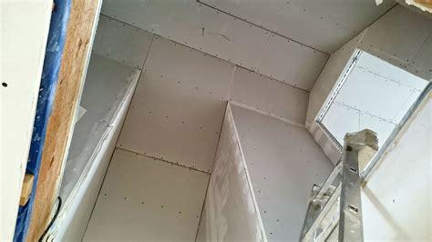 Trockenbau Gipskartonplatten Verlegen + Gipskarton