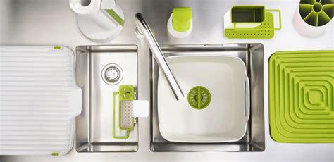 joseph ustensile de cuisine akcesoria do zmywania naczyń sink set 3 szt joseph joseph 98186