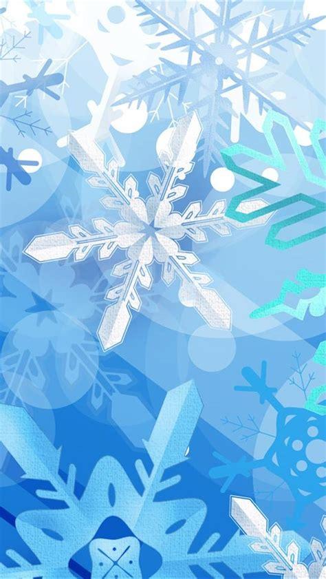 snowflake iphone wallpaper vector snowflake iphone 5 hd wallpaper Snowf