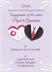 invitation card wording for engagement choice image With wedding invitation wording with joyful hearts
