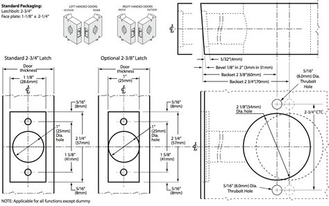Schlage Mortise Lock Template by 26 Images Of Template For Drilling A Door Knob And