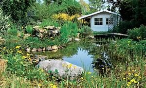 Gartengestaltung Mit Teich : gartengestaltung am teich ~ Markanthonyermac.com Haus und Dekorationen