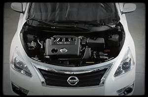 What Engines Are Available To 2017 Nissan Altima