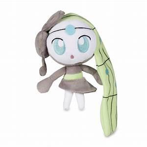 Meloetta plush Poké Doll Mythical Aria Forme
