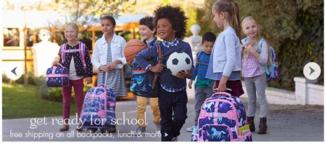 Pottery Barn Back To School by Best Backpacks For Back To School Current Backpack