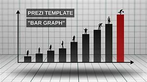 Bar Graph Prezi Template Prezibase