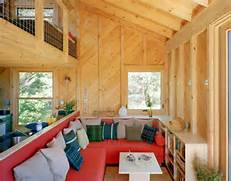 Off Grid Home Design by Tiny Off Grid Cabin In Maine Is Completely Self Sustaining Inhabitat Gree