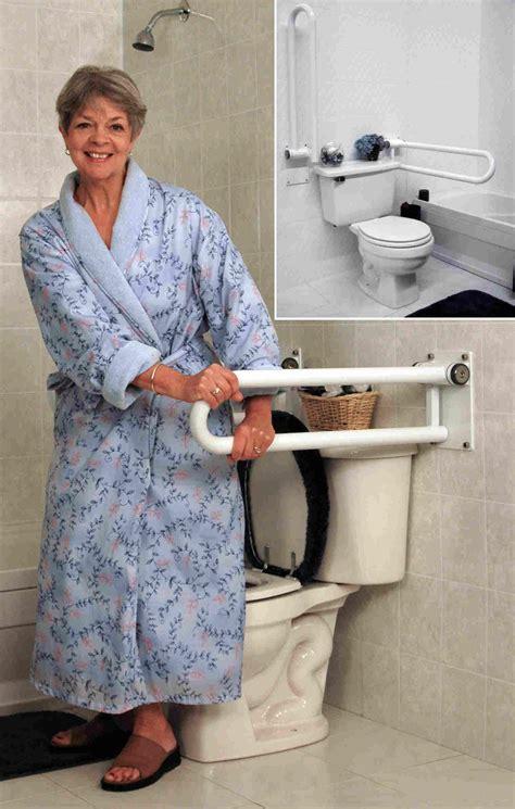 toilet grab bars access  home