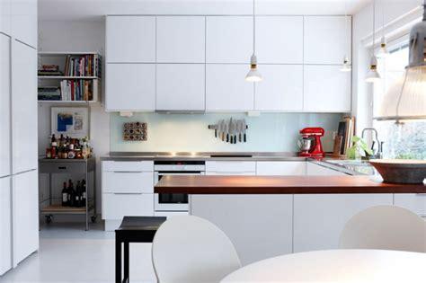 cuisine style nordique le design scandinave 60 idées merveilleuses archzine fr