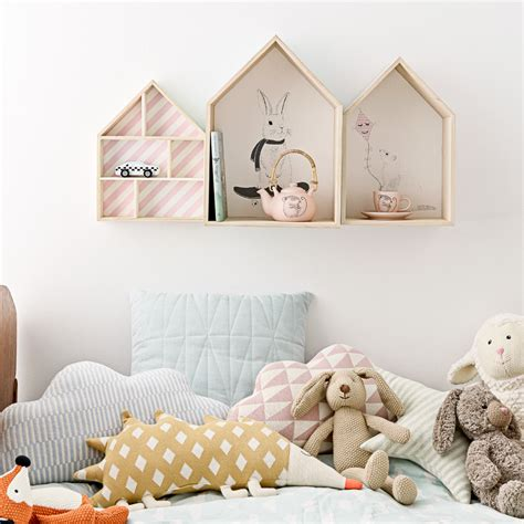 Kinderzimmer Deko Haus by Bloomingville Deko Haus Print Kaufen Emil