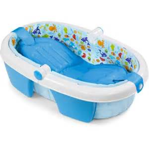 summer infant fold away baby bather walmart com