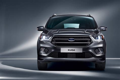 2019 Ford Kuga St Specs  Ford Initial Launched The Kuga