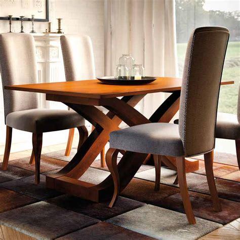 mesas plegables comedor de diseño decoracion de sala estilo europeo