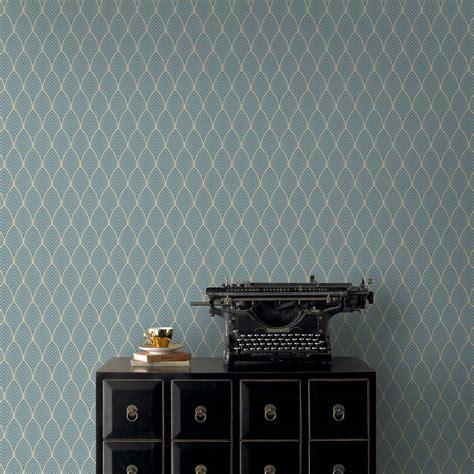 Tapisserie Bleu by Papier Peint Intiss 233 Bercy Bleu Leroy Merlin