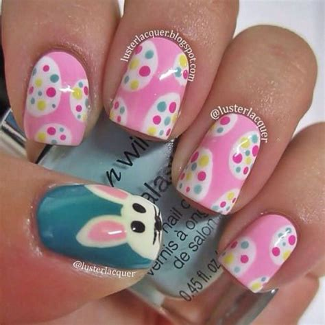 easter nail designs 20 easter egg nail designs ideas stickers 2016