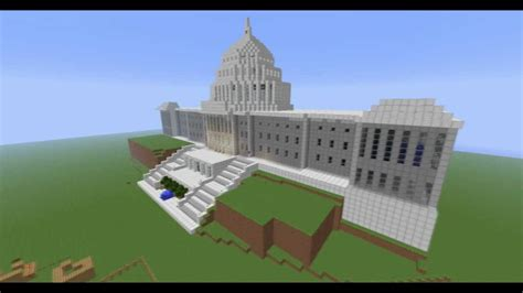 Minecraft White House Floor Plans by White House Minecraft