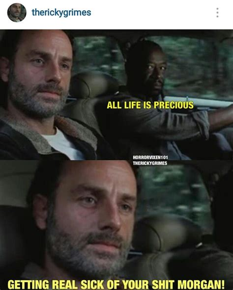 Walking Dead Memes - 1016 best walking dead humor zombies images on pinterest walking dead zombies zombies and
