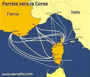 Bateau Corse Continent : travers e corse faut il prendre le ferry ou l 39 avion pour aller en corse ~ Medecine-chirurgie-esthetiques.com Avis de Voitures