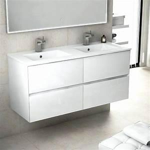 Meuble Vasque Ikea : meubles de salle de bain essentiel atlantic bain salle de ~ Dallasstarsshop.com Idées de Décoration