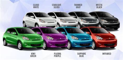 mirage hb mitsubishi pricing  philippines