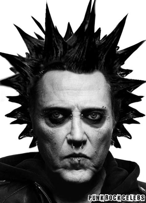 Punk Rock Memes - punk rock christopher walken needs more cowbell though funny things pinterest happy