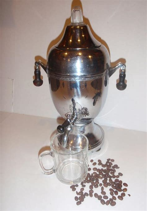Browse great deals and a large selection online today. Vintage coffee urn Farberware percolator coffee pot