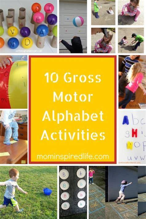 10 gross motor alphabet activities for preschoolers 394   05439018ebf4d351f4dd4af3ca69de4d preschool alphabet activities gross motor activities