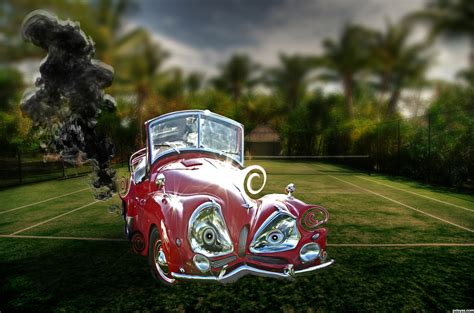Angry Car! Picture, By Maozbd For