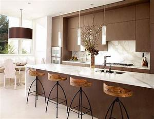 speed clean your home in 30 minutes With brown and white kitchen designs