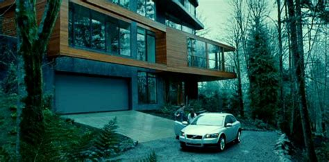 twilight vire house quot twilight quot the cullen family s contemporary house hooked on houses