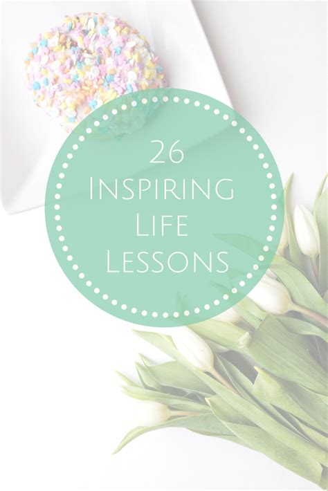 26 Life Lessons I've Learned In 26 Years  Uniquely Women