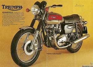 Triumph Catalogue 1979