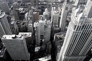Free, Stock, Photo, Of, Bird, U0026, 39, S, Eye, View, Of, City, Downtown