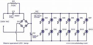 Will This Led Light Circuit Work