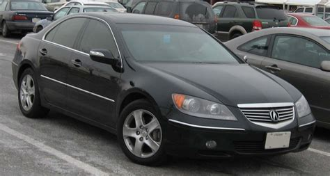 2005 acura rl information and photos zomb drive