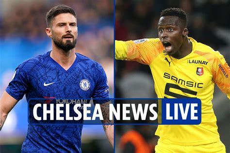 9am Transfer of Chelsea News LIVE: Edouard Mendy da ...