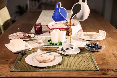 tavola  la colazione le regole doro  apparecchiare