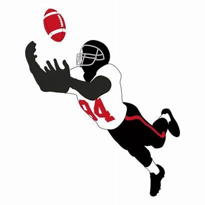 Rugby Cartoon Transparent Svg Jugador Player Atrapando