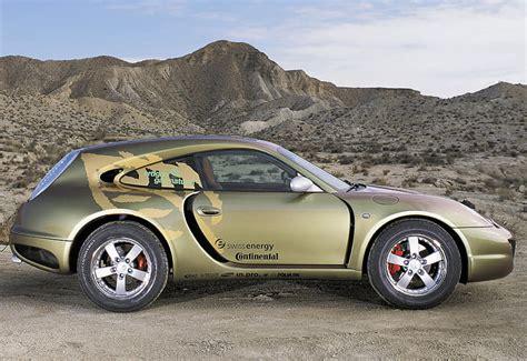 Porsche 996 Rinspeed