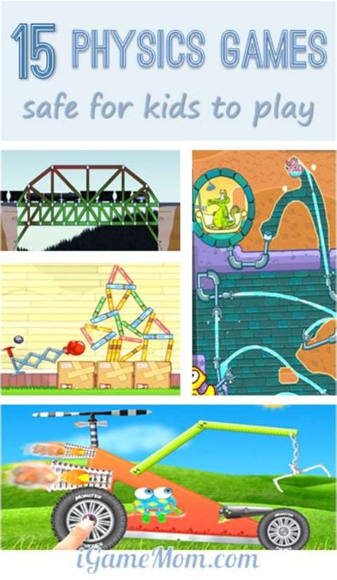 what is a fun game to play at christmas with family 15 physics that are safe for to play