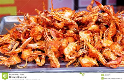 cuisine chinoise crab cuisine food stock photo image 48065676
