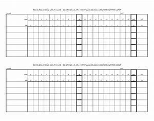 blank golf scorecards printable blank golf scorecard With blank scorecard template