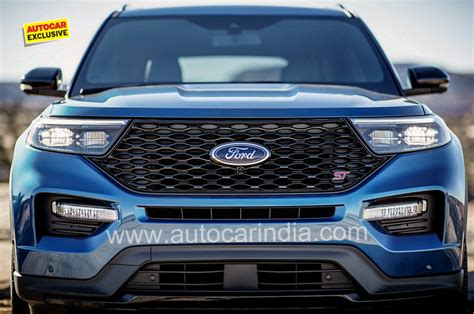 india  ford suv coming   autocar india