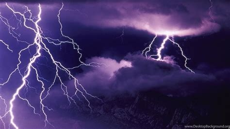 lightning wallpapers desktop background