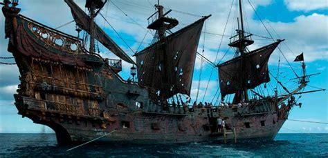 Barco Pirata Perla Negra by La Perla Negra El Impresionante Y Real Barco De Piratas