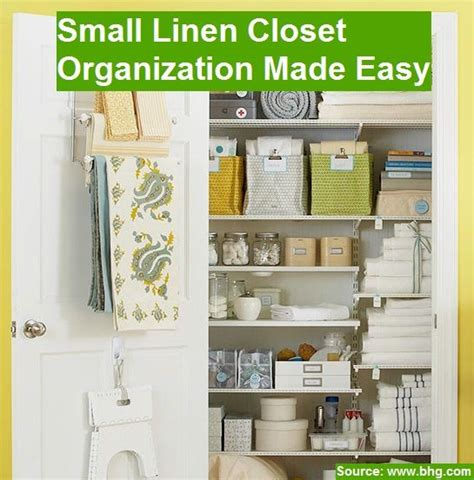 17 best ideas about small linen closets on