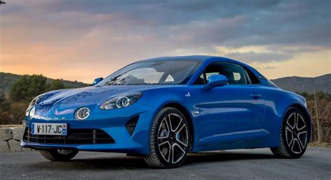 Alpine A110 Named Most Beautiful Car Of 2017