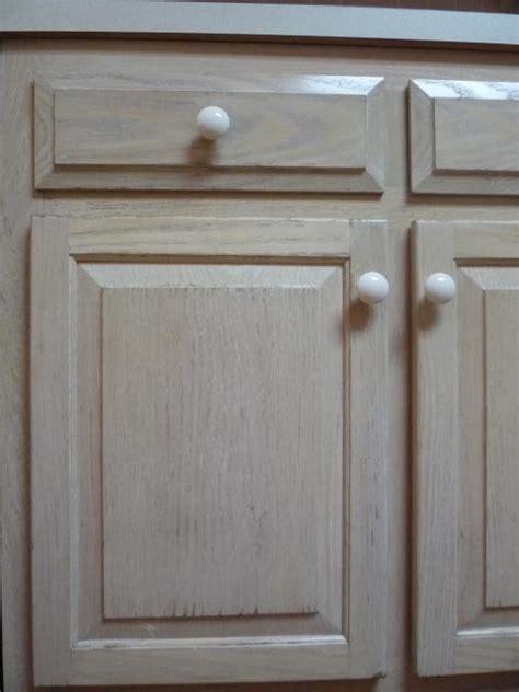 pickled oak cabinets refinish cabinet oak photo refinish